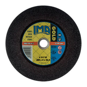 LARGE CUT OFF DISCS