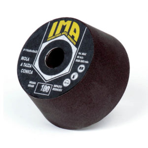 RESINOID CONICAL CUP GRINDING WHEELS